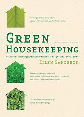 Green Housekeeping By Sandbeck, Ellen